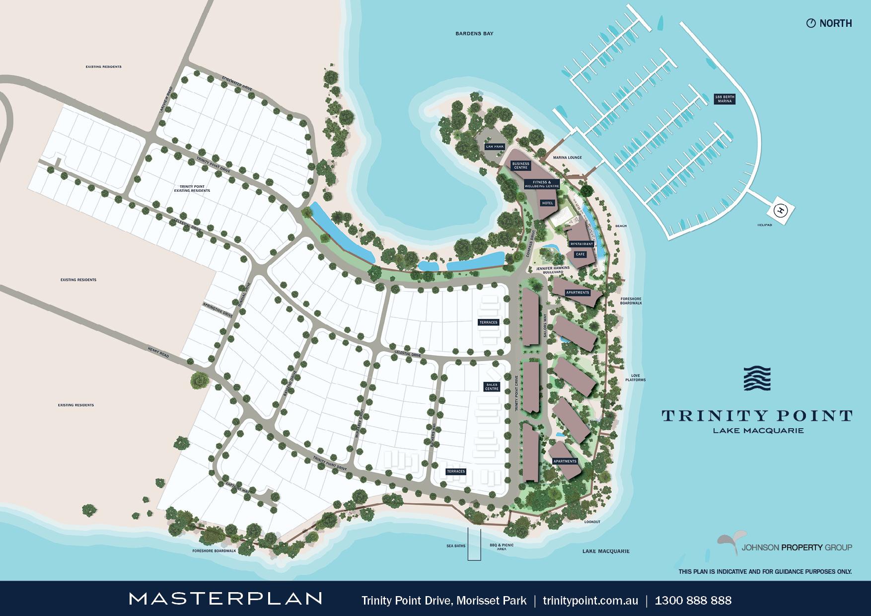 Johnson Property Group Trinity Point